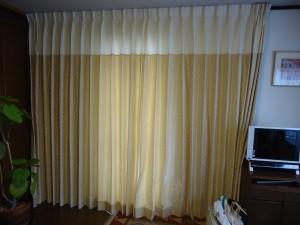 リフォームカーテン
